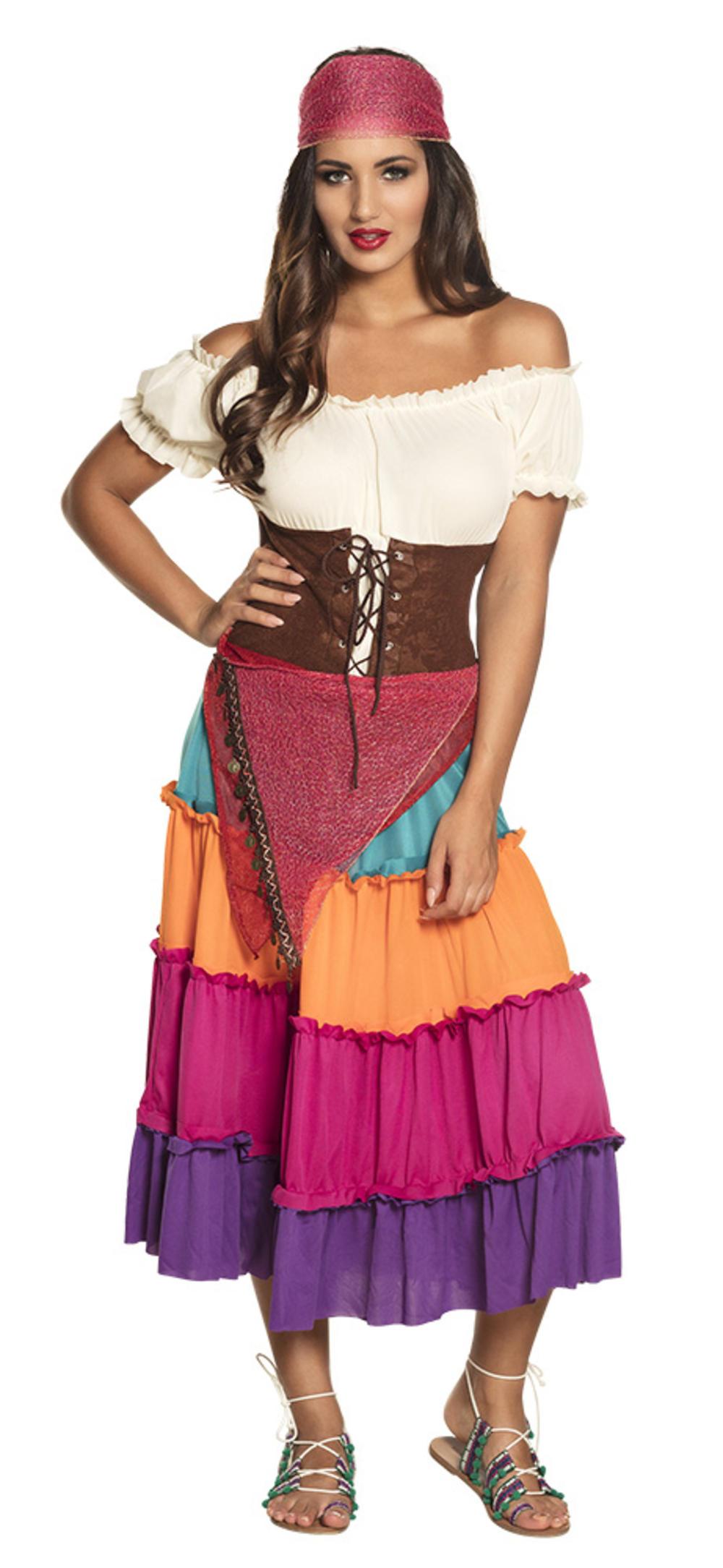 Ladies Gypsy Costume