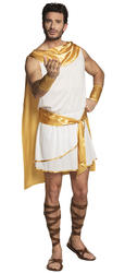 Mens Apollo Costume