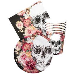Day of the Dead Table Set