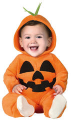 Baby Pumpkin Fancy Dress