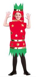 Kids Xmas Cracker Costume