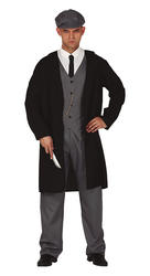 Mens English Gangster Costume