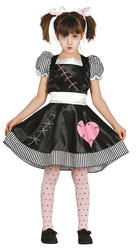 Dead Doll Girls Costume