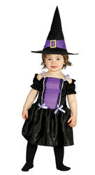 Baby Purple Witch Costume