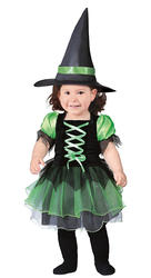 Baby Tutu Witch Costume