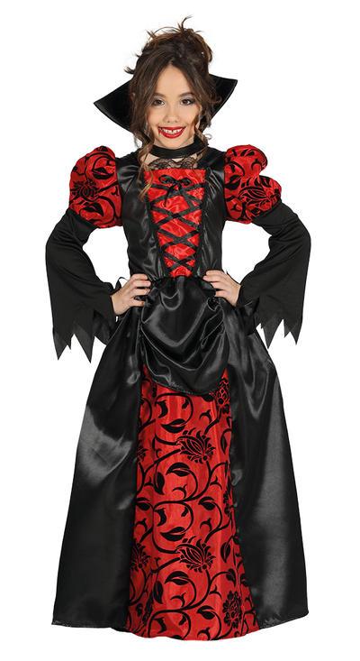 Vampiress Girls Costume