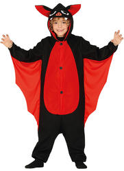 Kids Bat Costume