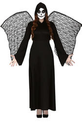 Ladies Winged Death Reaper Costume