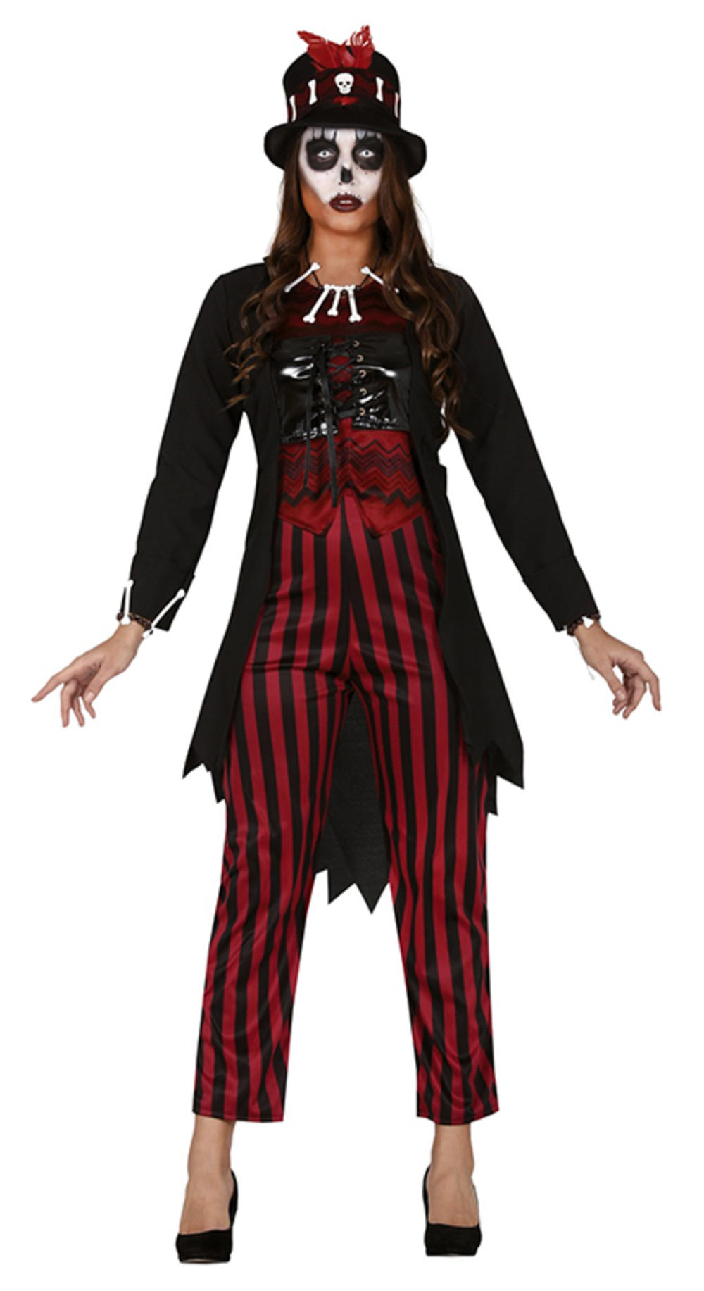 Ladies Voodoo Witch Costume