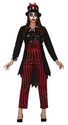 Ladies Voodoo Witch Costume