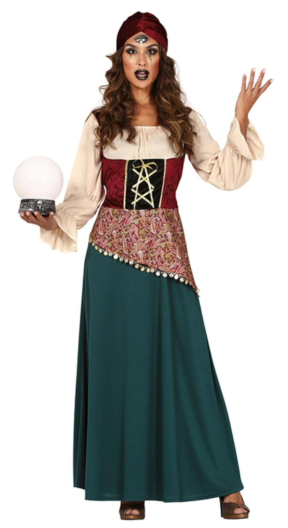 Ladies Gypsy Fancy Dress