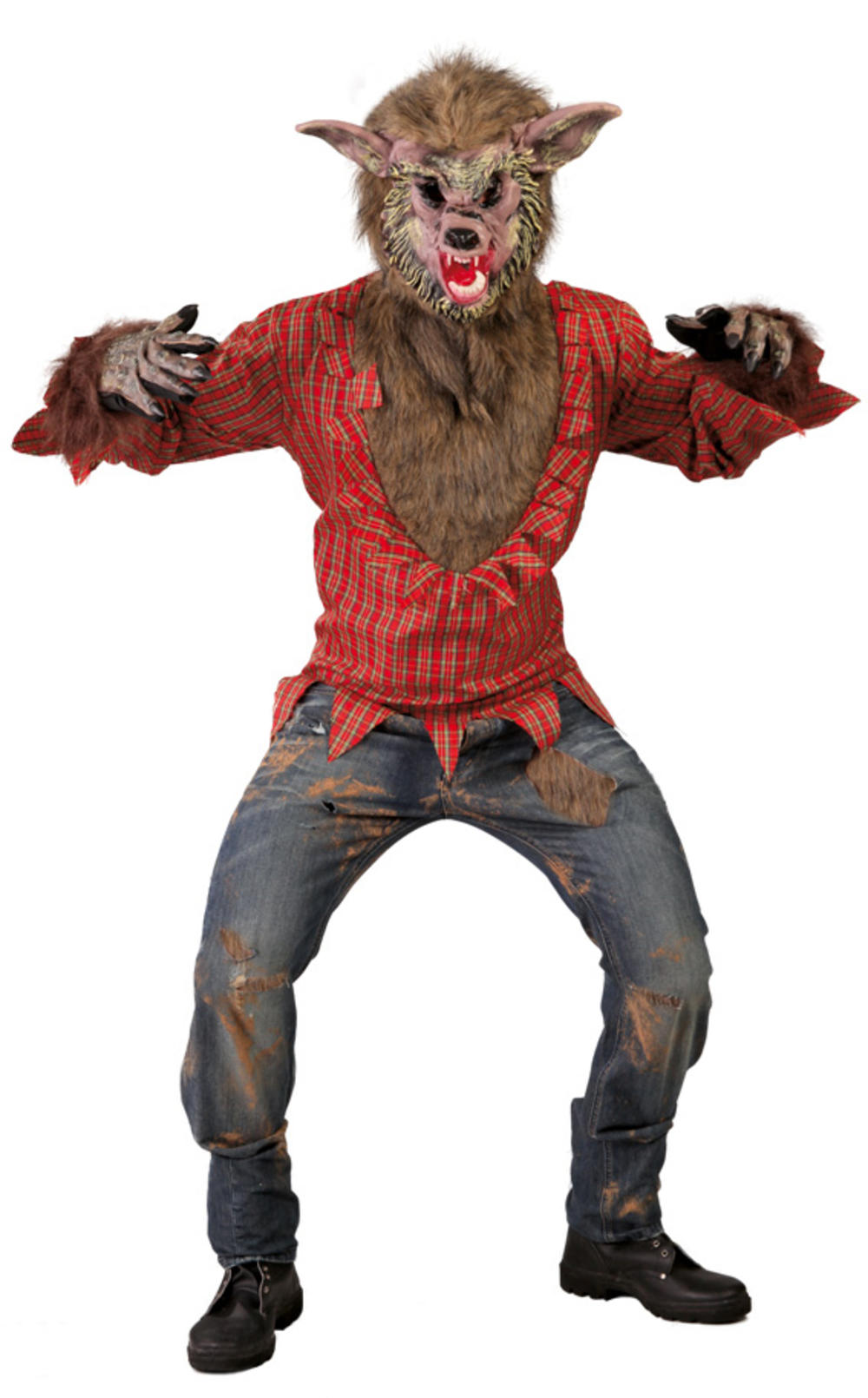 Adults Werewolf Costume