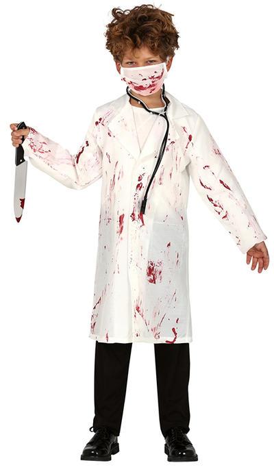 Boys Crazy Dentist Costume