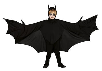 Kids Bat Fancy Dress Costume