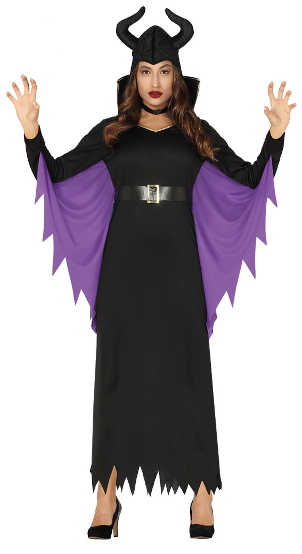 Ladies Evil Fairy Costume