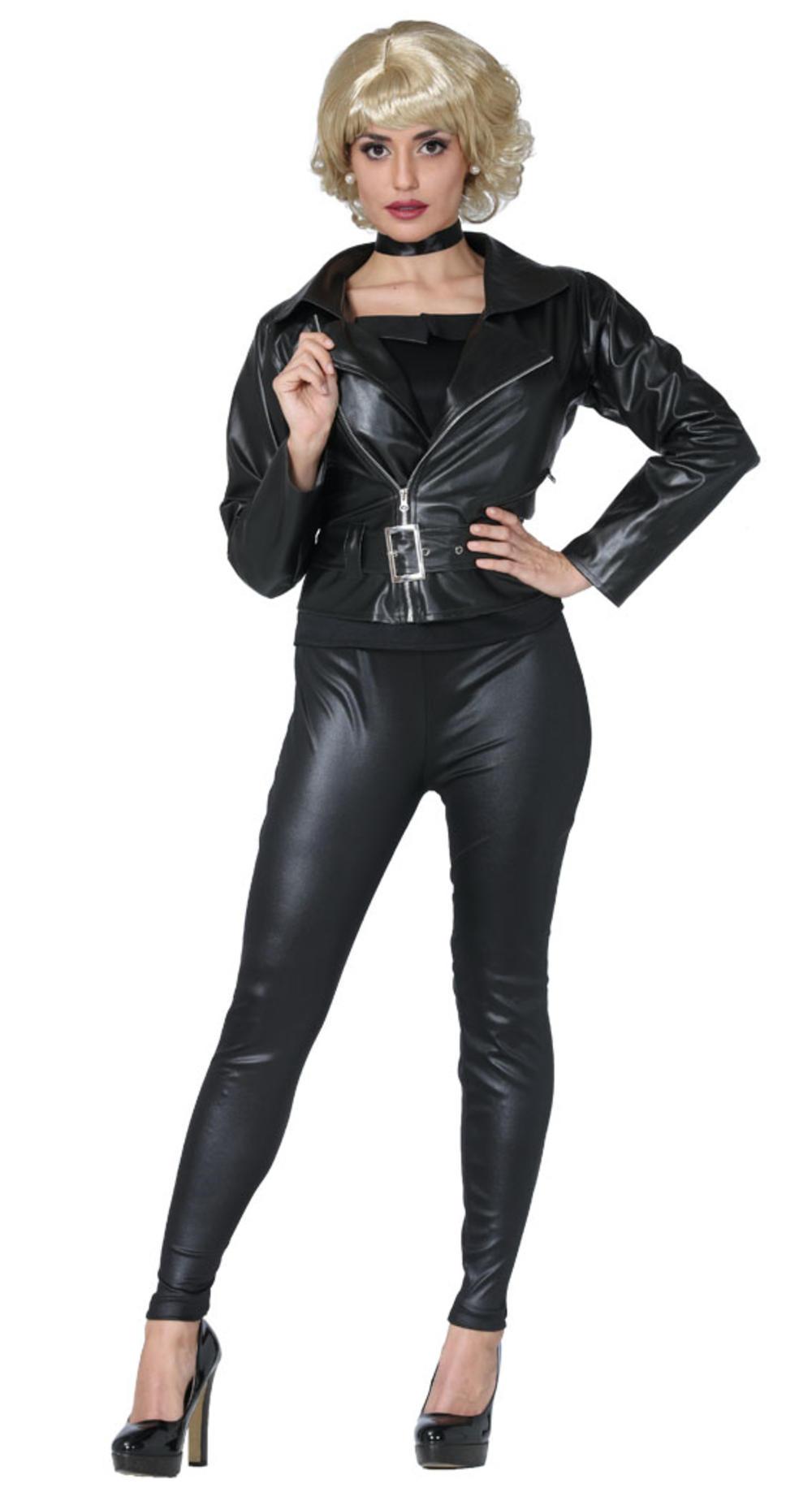 Ladies 70s Leather Jacket