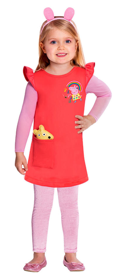 Peppa Pig Girls Costume