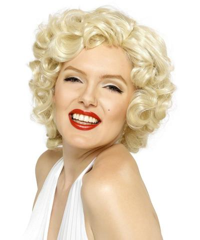 Marilyn Monroe Blonde Wig
