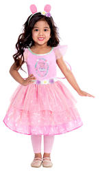 Peppa Pig Fairy Girls Costume