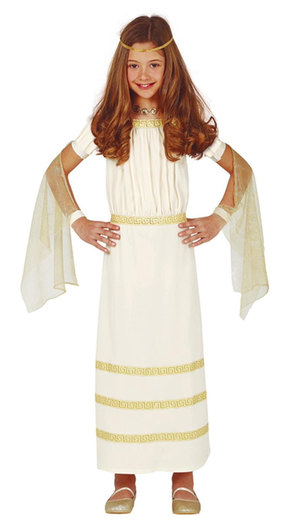 Girls Roman Costume