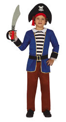Boys Pirate Costume
