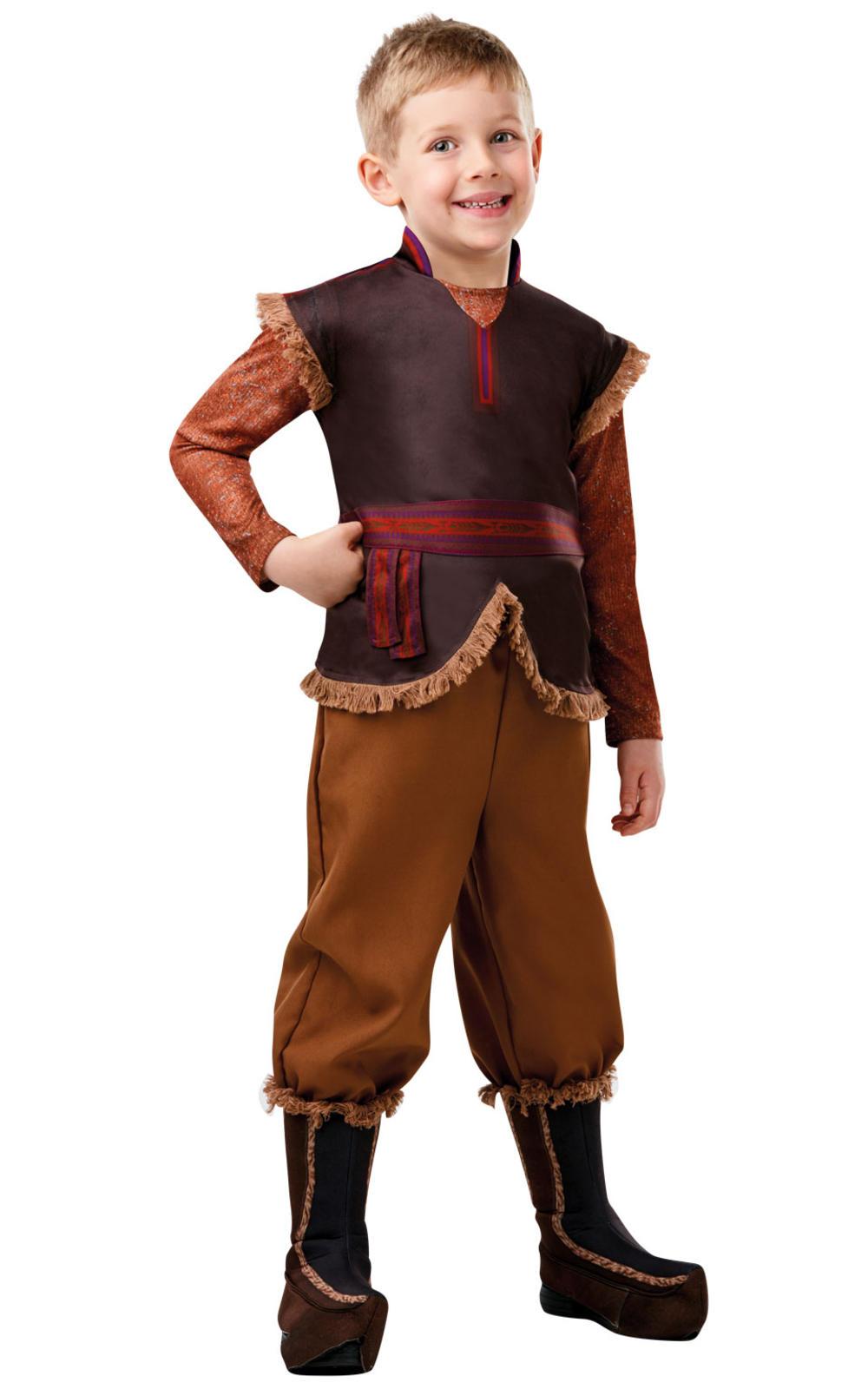 Deluxe Kristoff Boys Costume