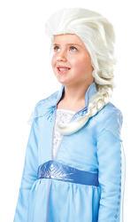 Girls Elsa Wig