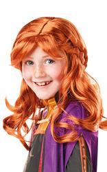 Girls Anna Wig