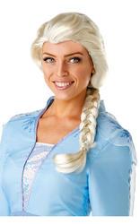 Ladies Elsa Wig