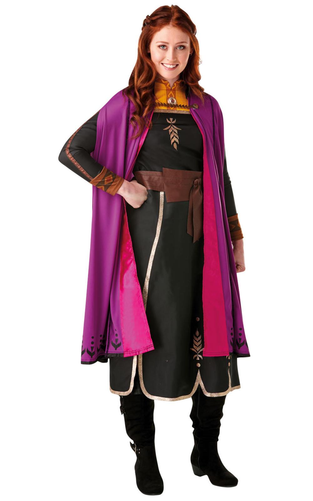 Ladies Princess Anna Costume