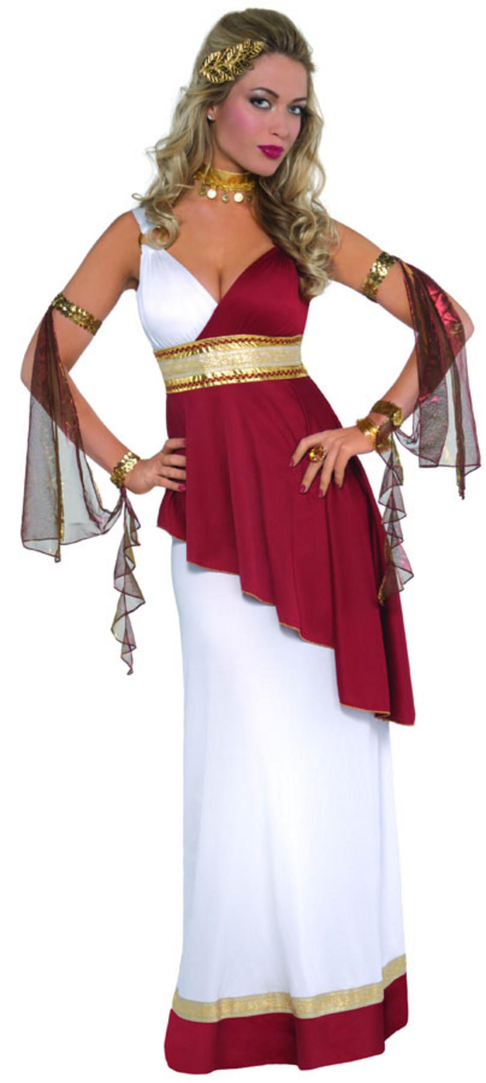 Imperial Empress Roman Costume