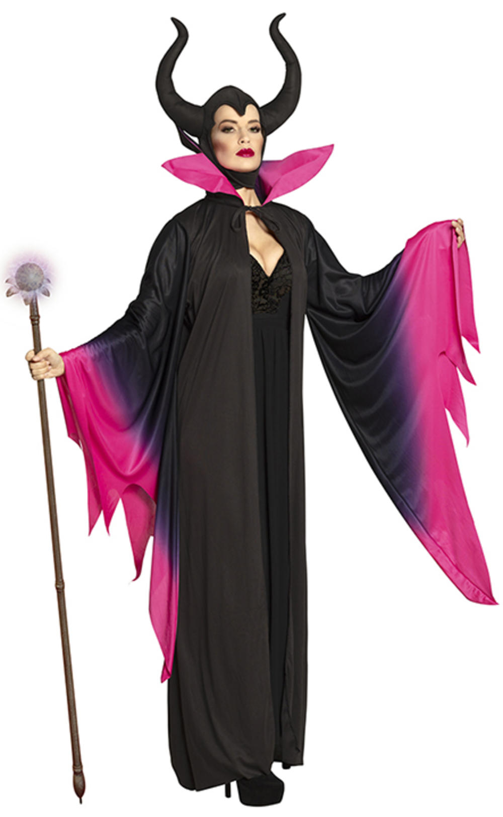 Ladies Evil Sorceress Costume