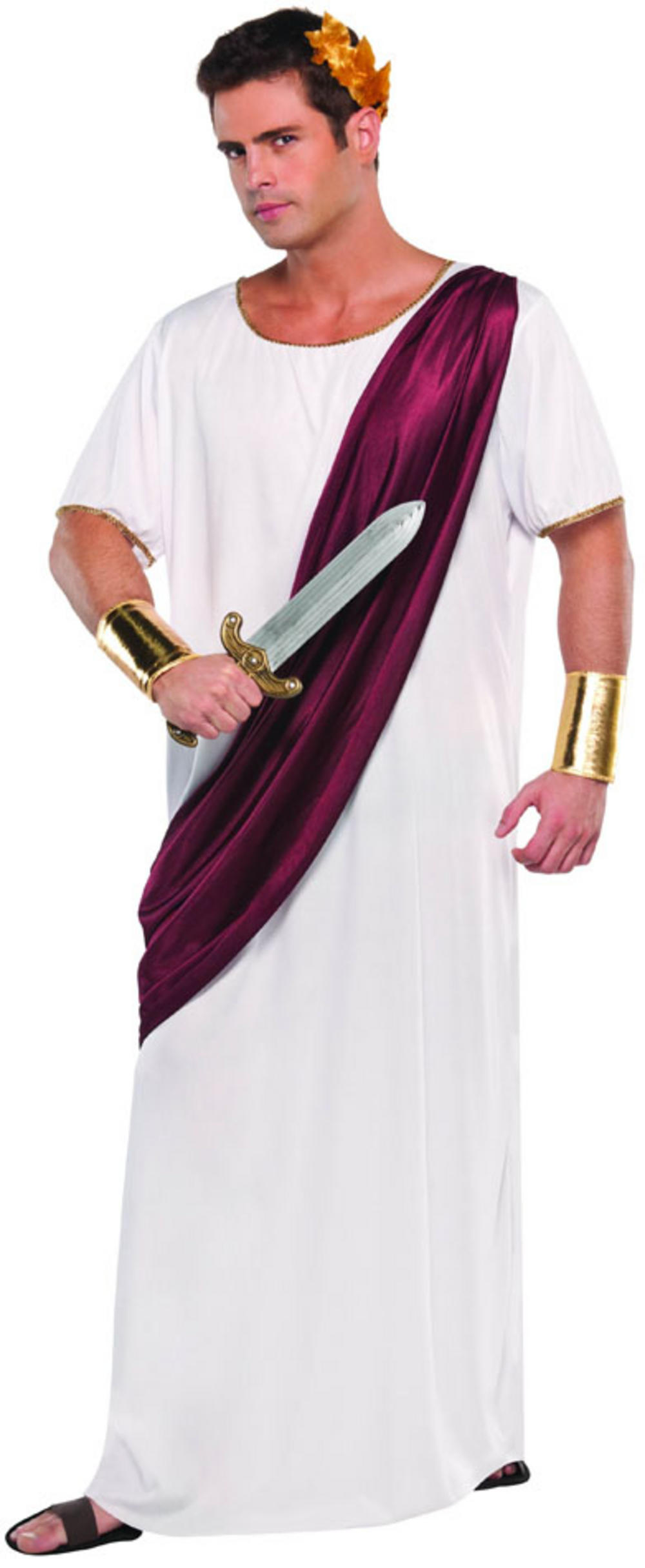 Mens' Julius Caesar Fancy Dress Costume