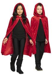 Kids Red Cape