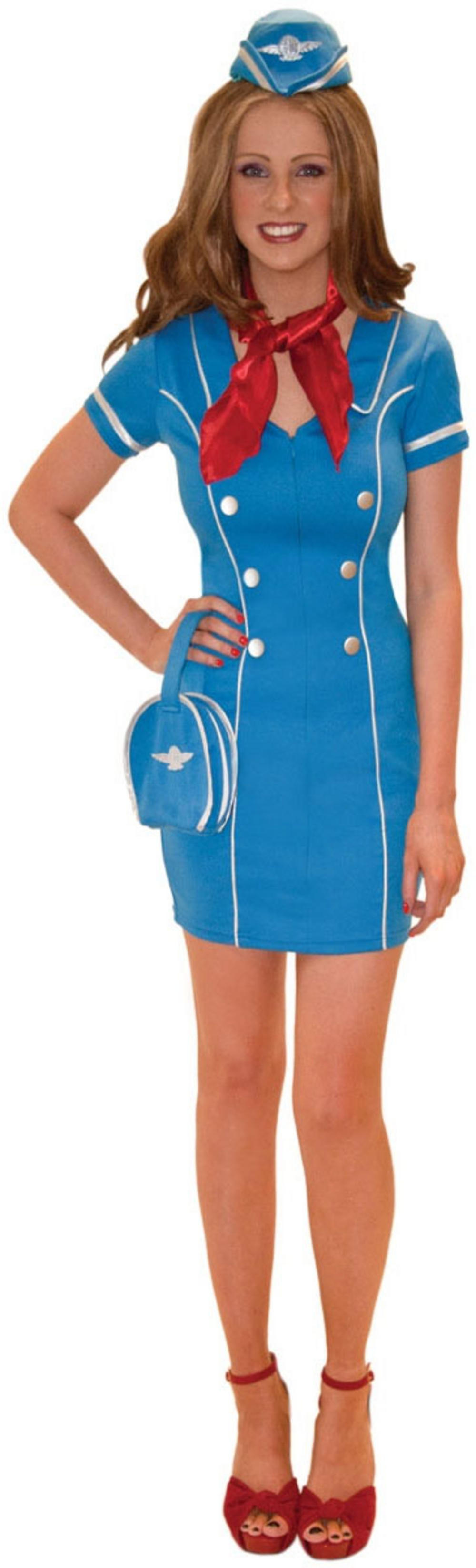 Frequent Flyer Air Hostess Costume