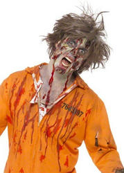 Zombie Latex Make Up Halloween Set