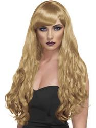 Blonde Desire Long Curly Wig