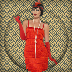 Ladies 20s Costumes