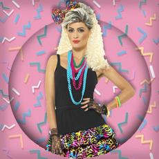 Ladies 80s Costumes