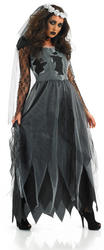 Black Corpse Bride Halloween Costume