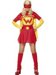 Wally Woman Costume