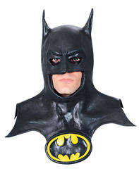 Batman Deluxe Latex Mask