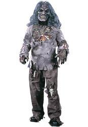 Kids' Complete Zombie Halloween Costume