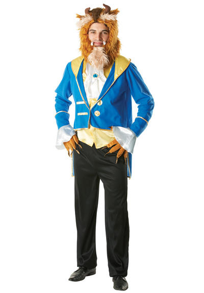 Officially Licensed Beast Costume