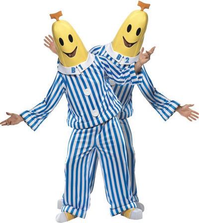 Bananas in Pyjamas Costume
