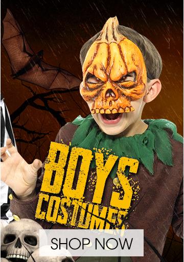 Boy's Halloween Costumes