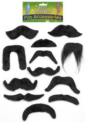 Best Dressed Moustache Kit