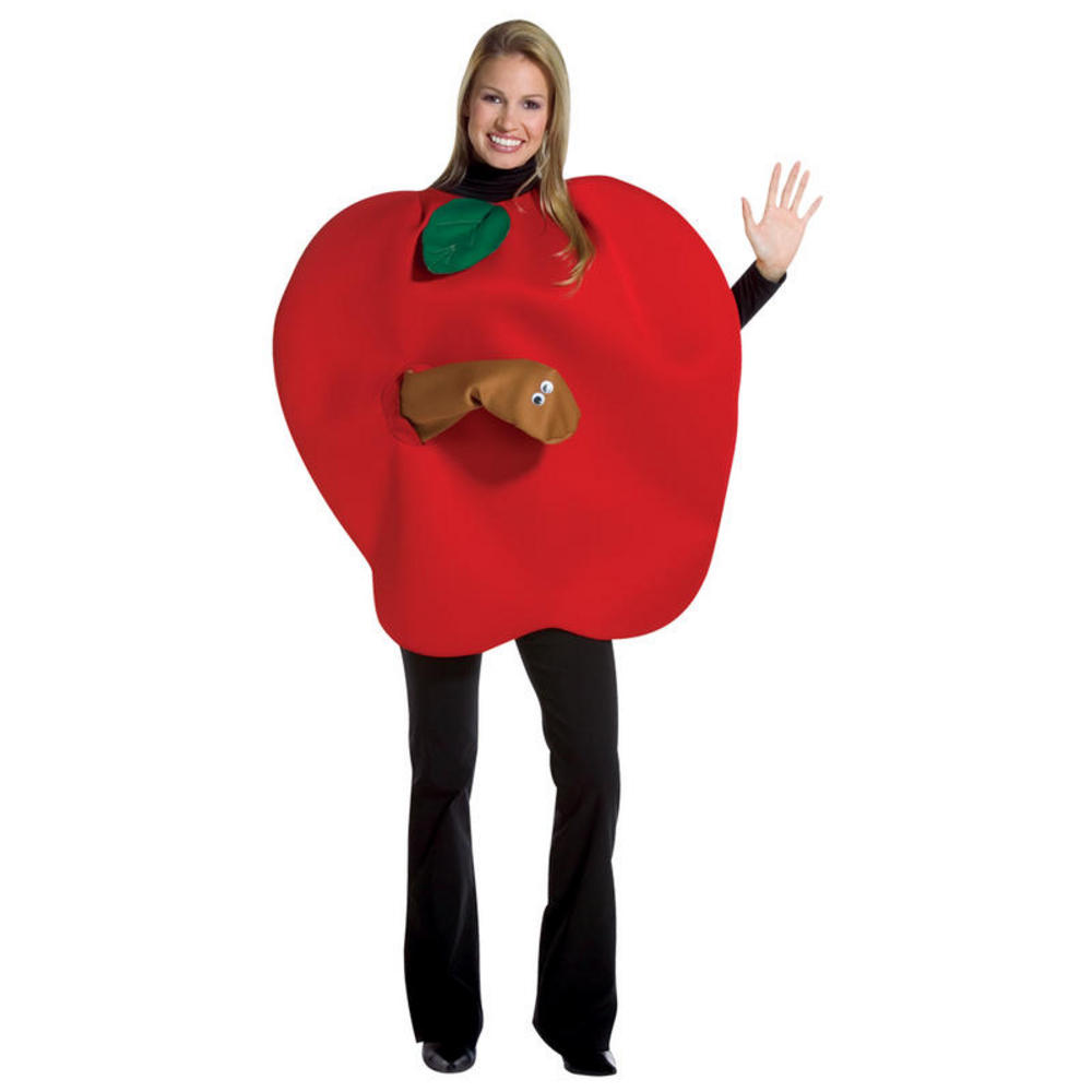 Giant Red Apple Costume