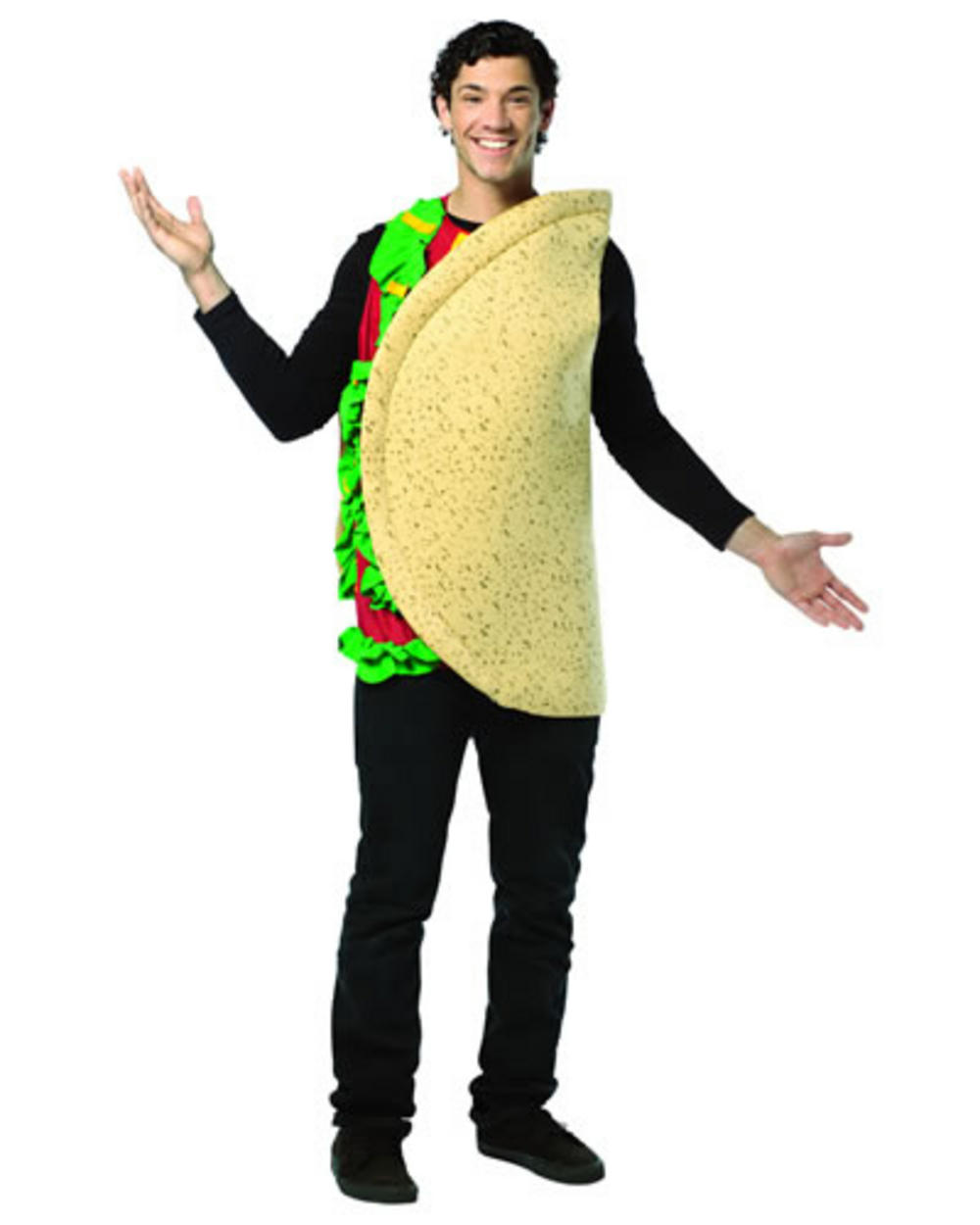 Mexican Taco Costume