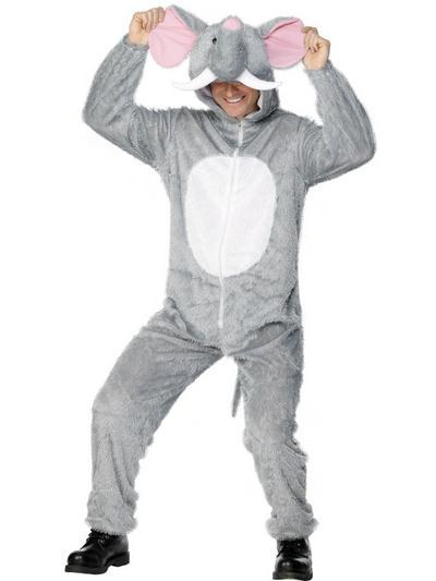 Elephant Adults Costume